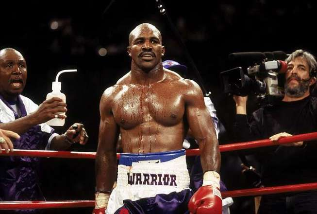 Evander Holyfield: A Retrospective - - Boxing News - Ring