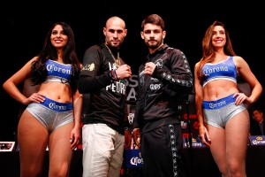 Jose Pedraza vs Stephen Smith