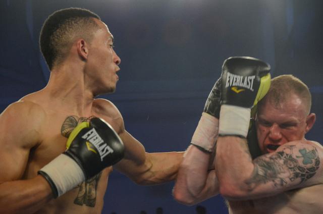 Morgan Jones Archives Boxing News Ring News24