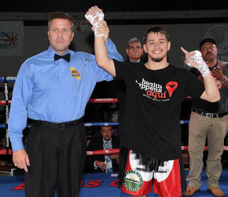 Ruben Villa Stops Mora In One For Second Straight First