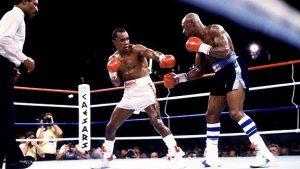 Sugar Ray Leonard vs Marvin Hagler