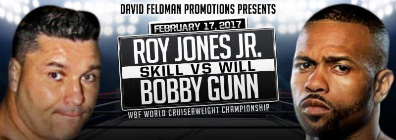 Roy Jones Jr vs Bobby Gunn