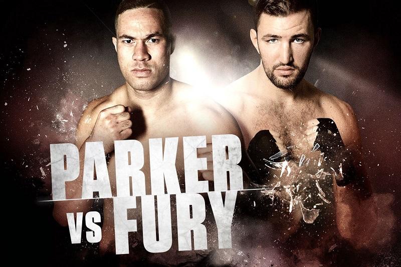 Joseph Parker vs Hughie Fury