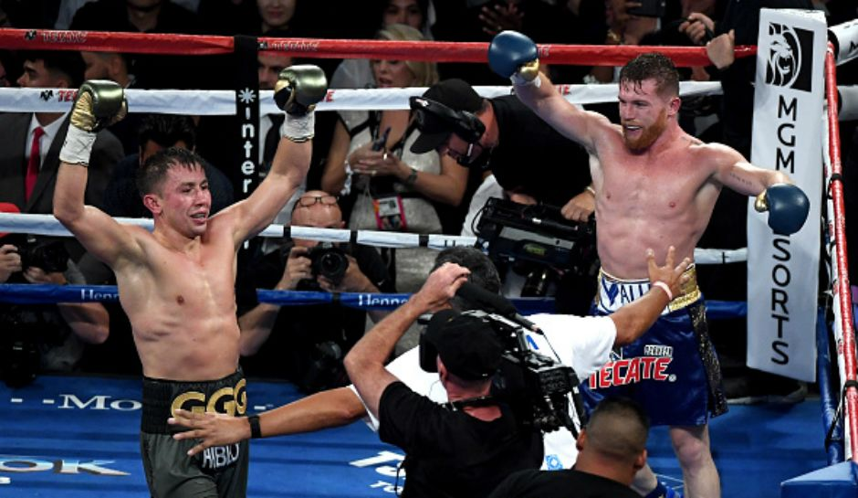 GGG-vs-Canelo-Ends-In-A-Draw