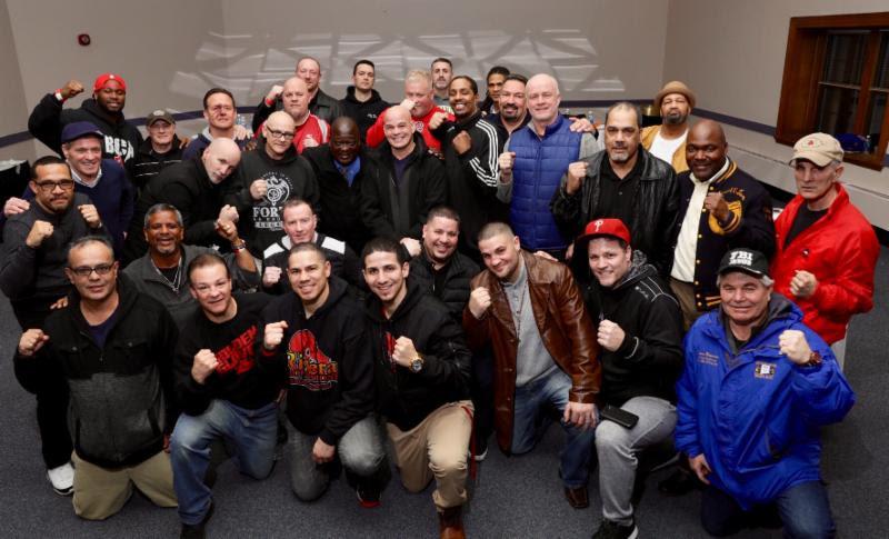 1st USA Boxing Alumni Association