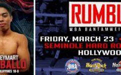 Stephon Young to face Reymart Gaballo in WBA Eliminator
