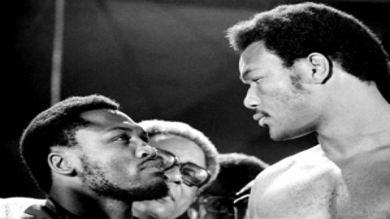 Joe Frazier vs George Foreman