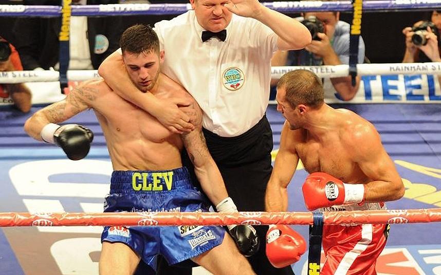 Nathan Cleverly vs Sergey Kovalev