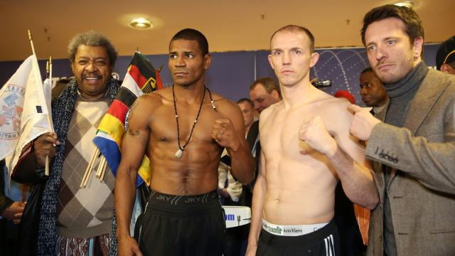 Marcus Oliveira vs Braehmer