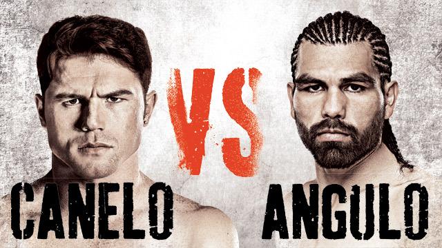 Canelo vs Angulo