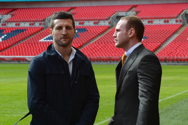 Carl Froch vs George Groves 2