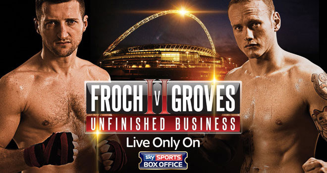 Froch vs Groves II