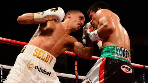 Lee Selby vs Romulo Koasicha
