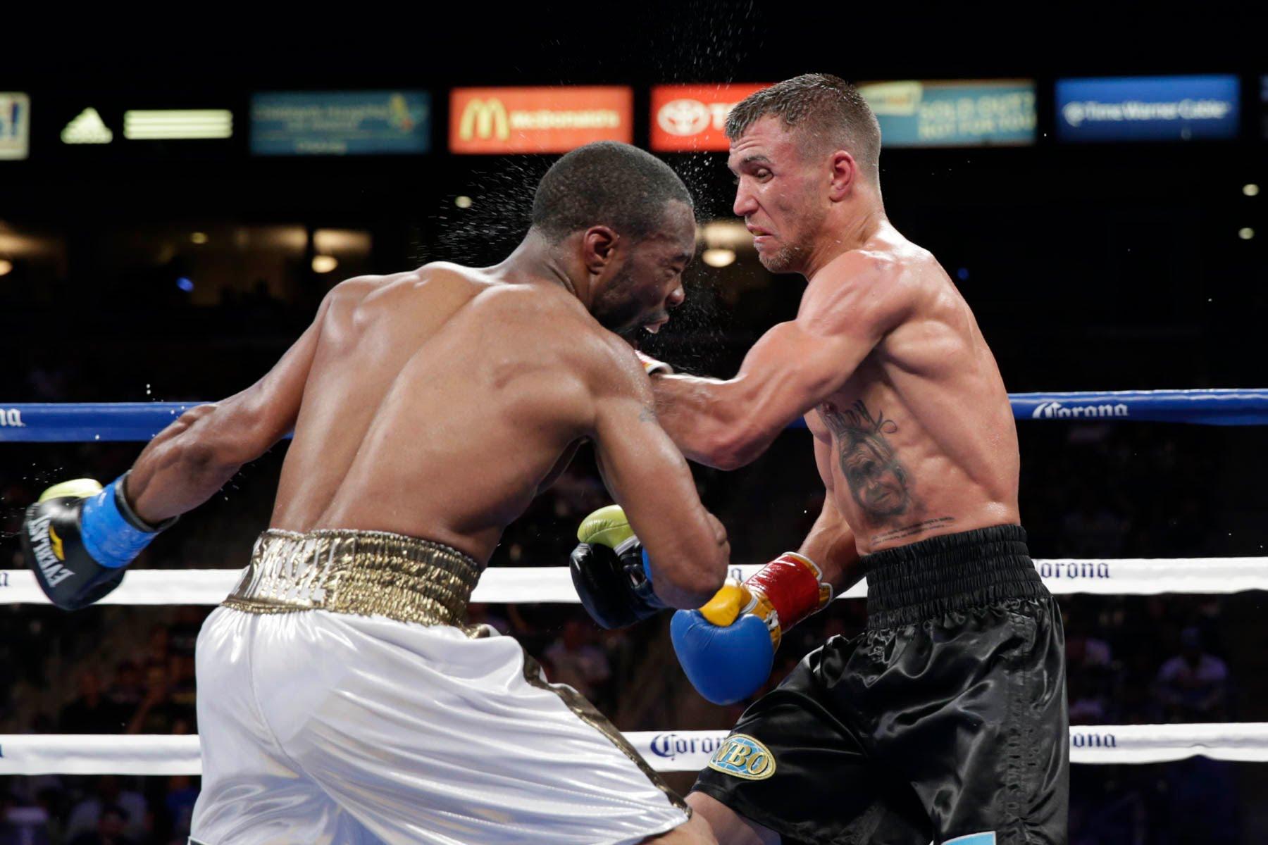 Lomachenko vs Russell