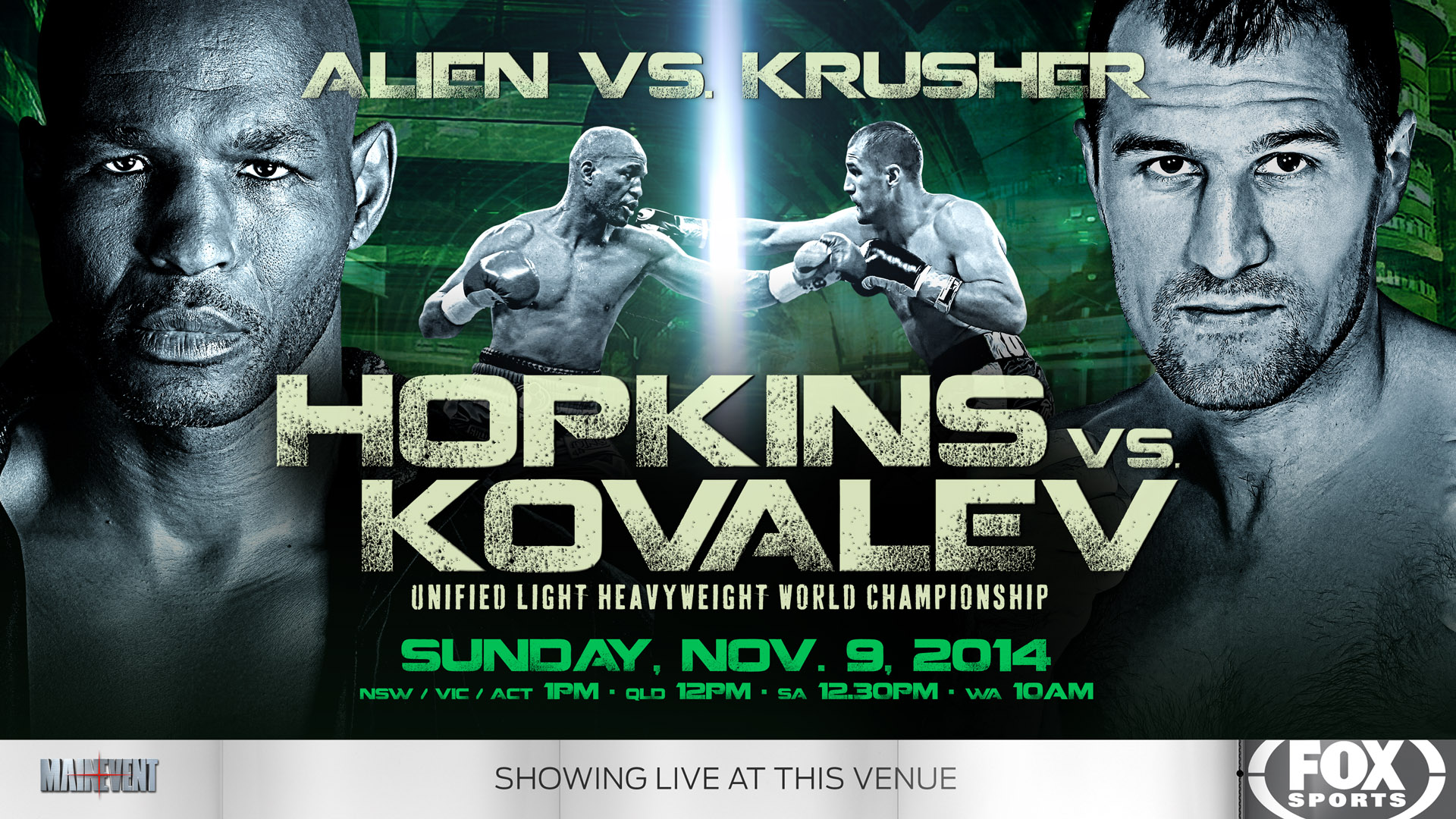 Hopkins v Kovalev