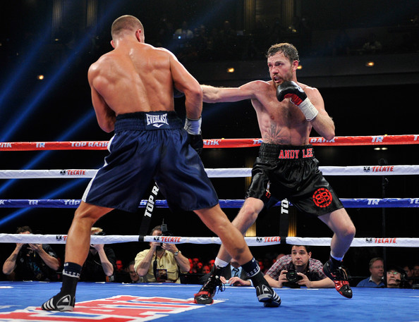 Andy Lee vs Matt Korobov