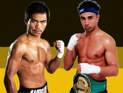 Manny Pacquiao vs Paulie Malignaggi