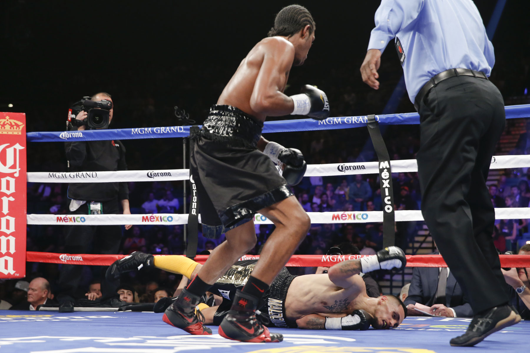 Amir Imam vs Fidel Maldonado Jr
