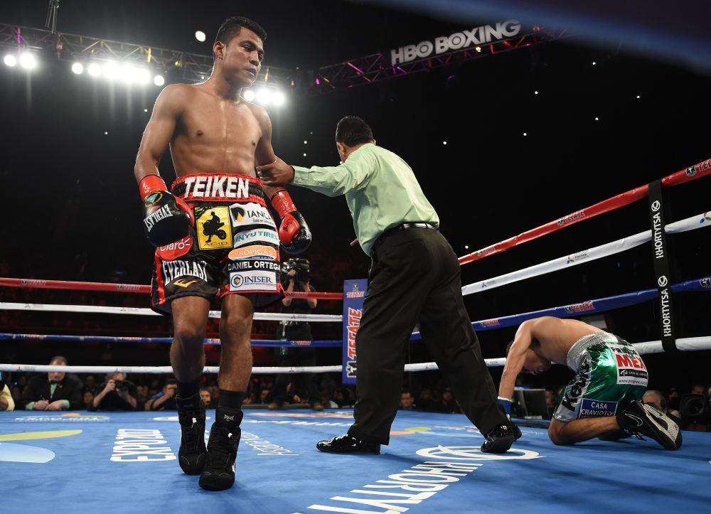 Roman Gonzalez vs Edgar Sosa