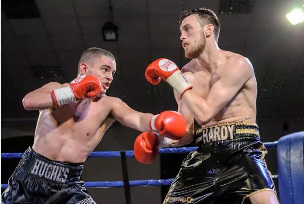 Joe Hughes vs Tony Hardy