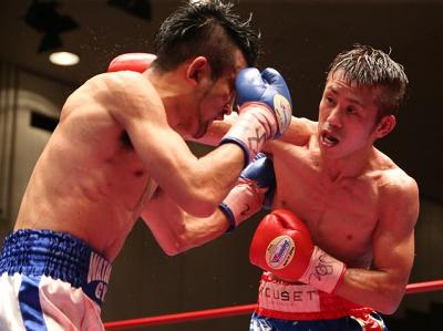 takuya Kogawa vs Hiorki Saito