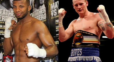 Badou Jack vs George Groves
