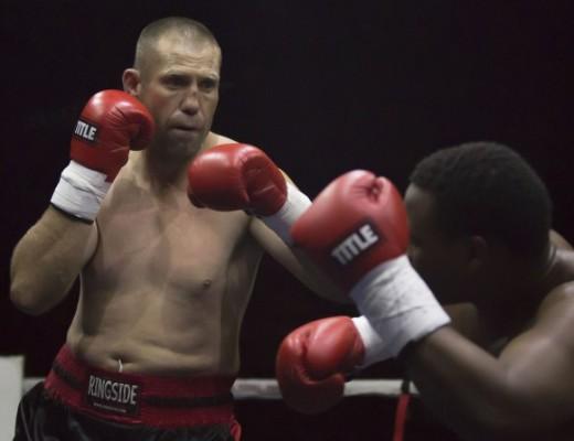 Danie Venter vs. Vusumzi Mlindwa