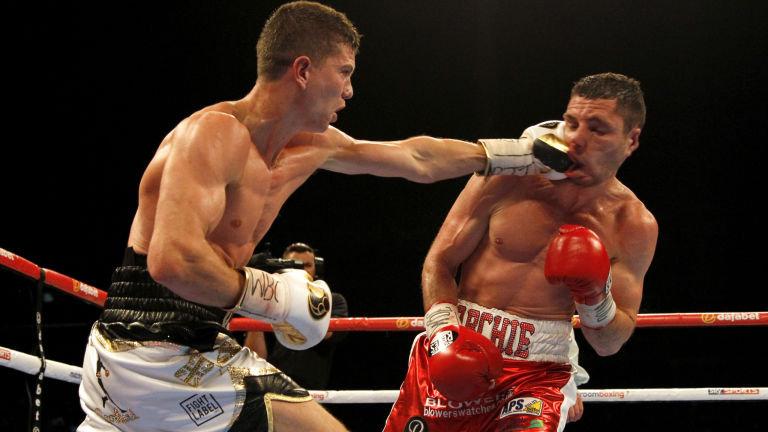 Luke Campbell vs Tommy Coyle