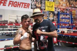 Oscar Escandón and Ruben Guerrero