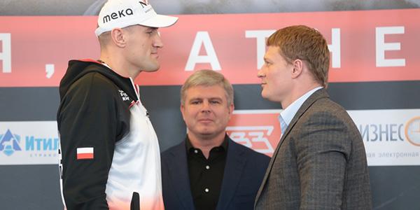 Mariusz Wach vs Alexander Povetkin