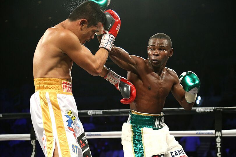 Rigondeaux vs Francisco