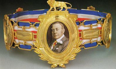 Lonsdale belt