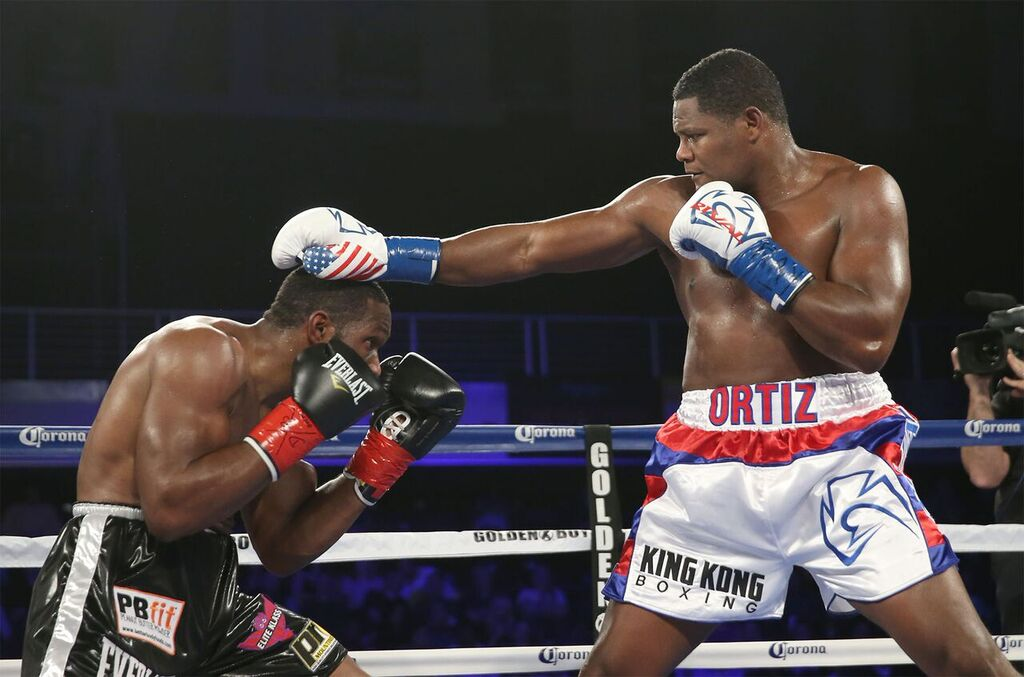 Luis Ortiz vs Bryant Jennings