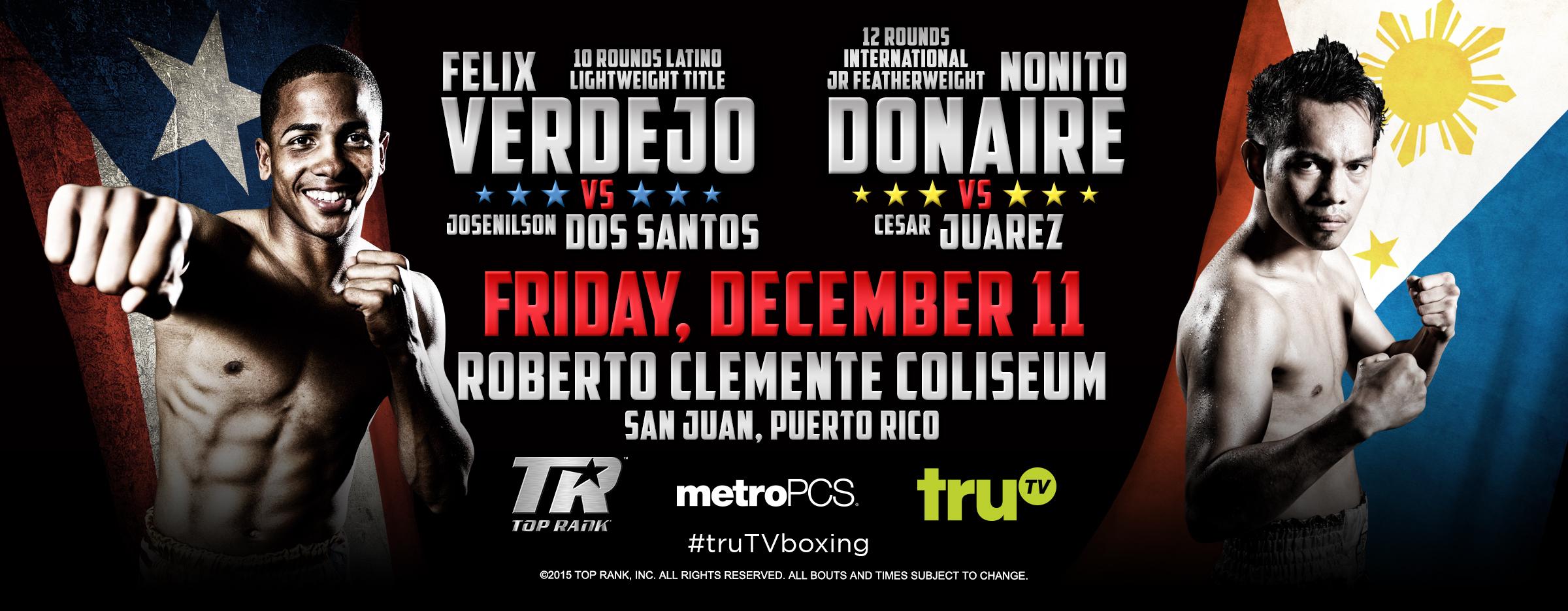 Verdejo Donaire poster TruTV