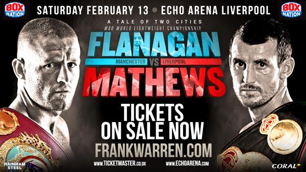 Terry Flanagan vs Derry Mathews