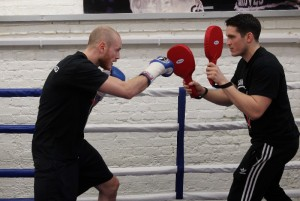 George Groves Shane McGuigan