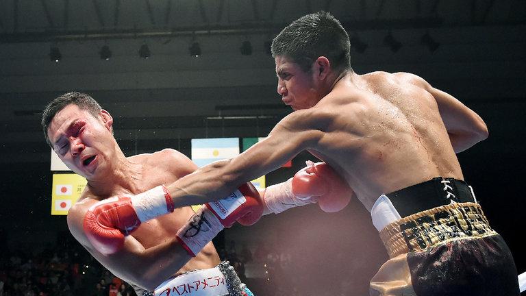 Jose Argumedo vs Katsunari Takayama