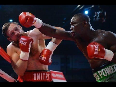 Olanrewaju Durodola vs Dmitry Kudryashov
