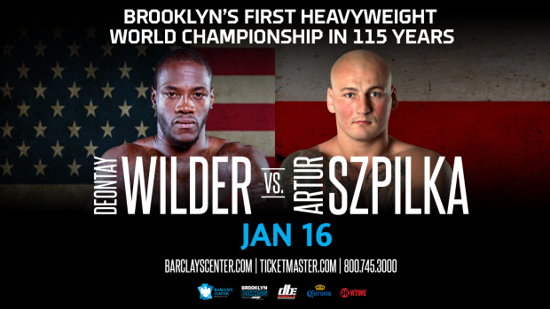 Wilder vs Szpilka