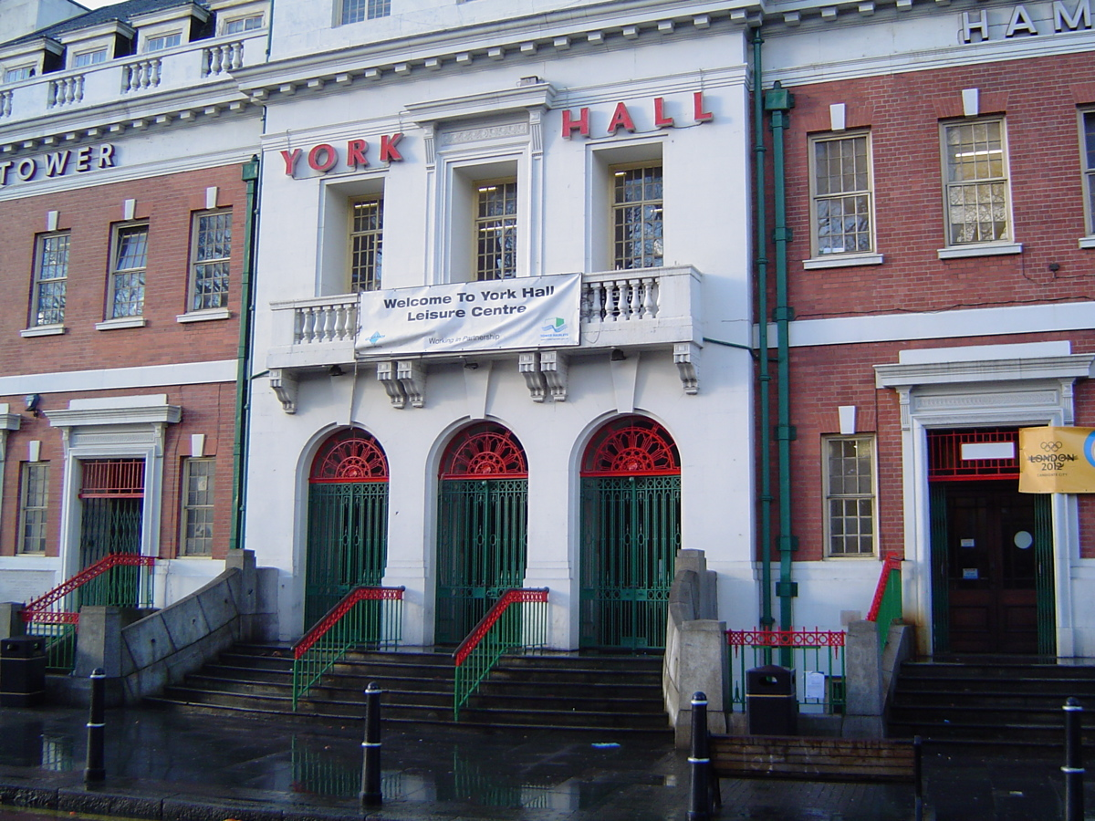 The York Hall