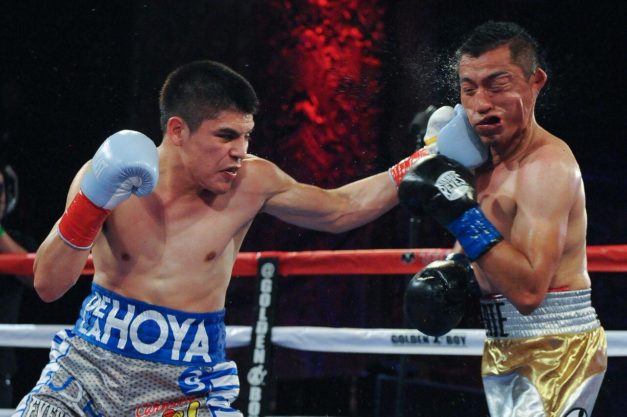 Diego De La Hoya vs Arturo Badillo