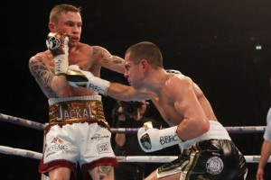 Scott Quigg vs Carl Frampton
