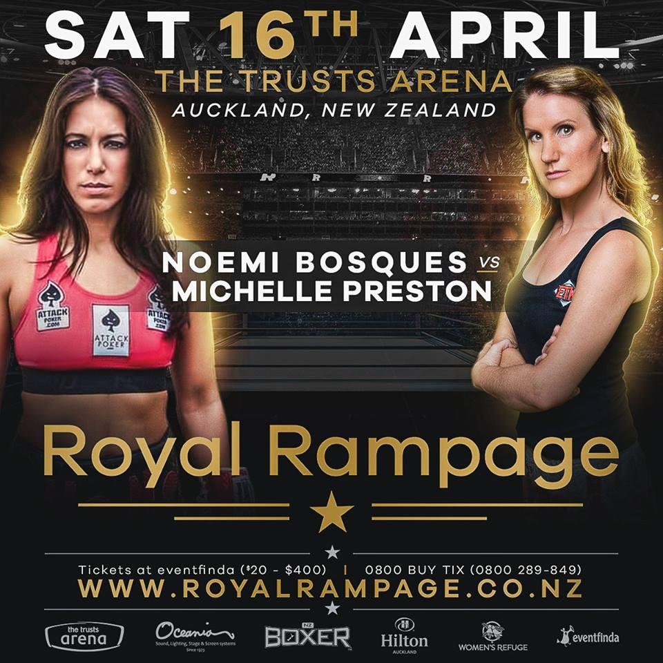 Royal Rampage