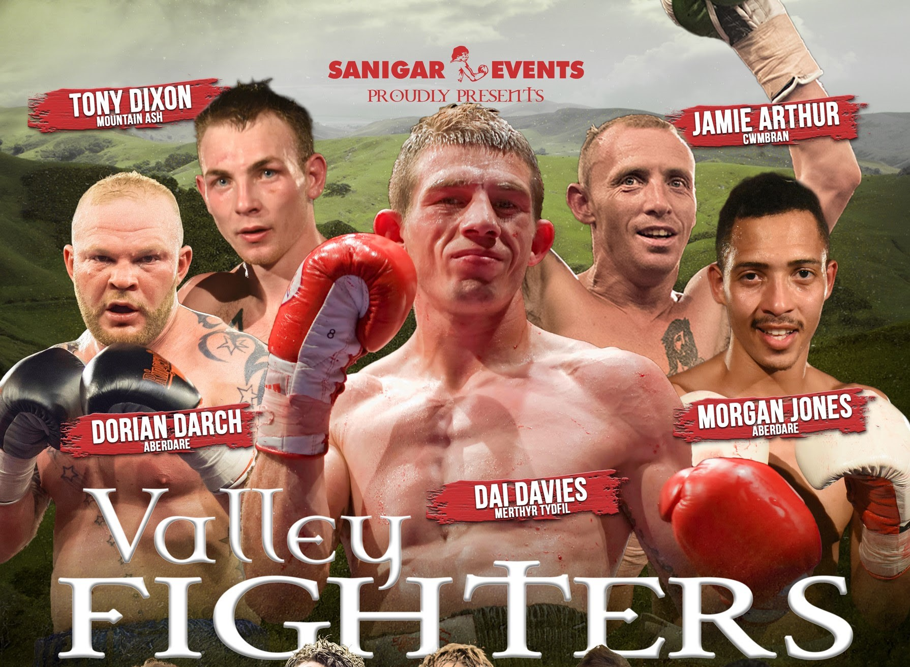 Valley fighters (2)
