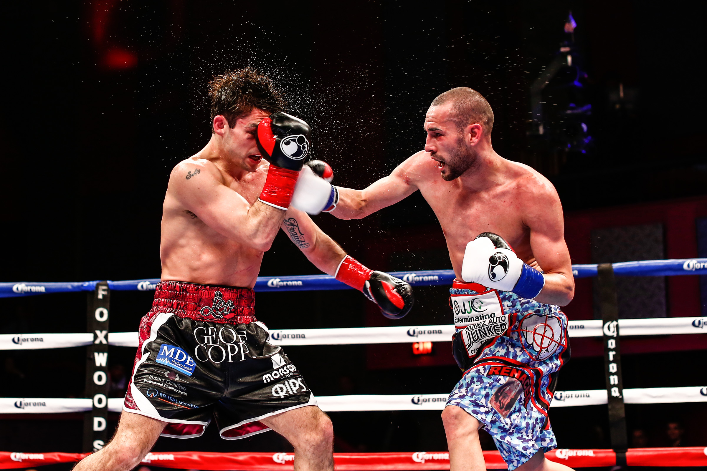 Jose Pedraza vs Stephen Smith