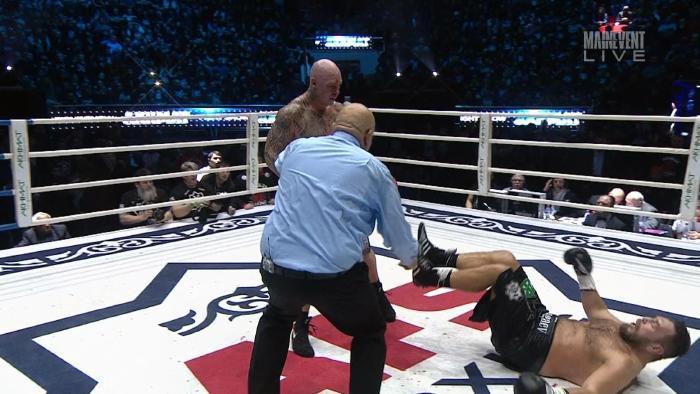 Lucas Browne vs Ruslan Chagaev