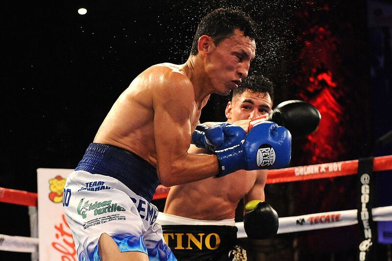 Manuel Avila vs Rene Alvarado