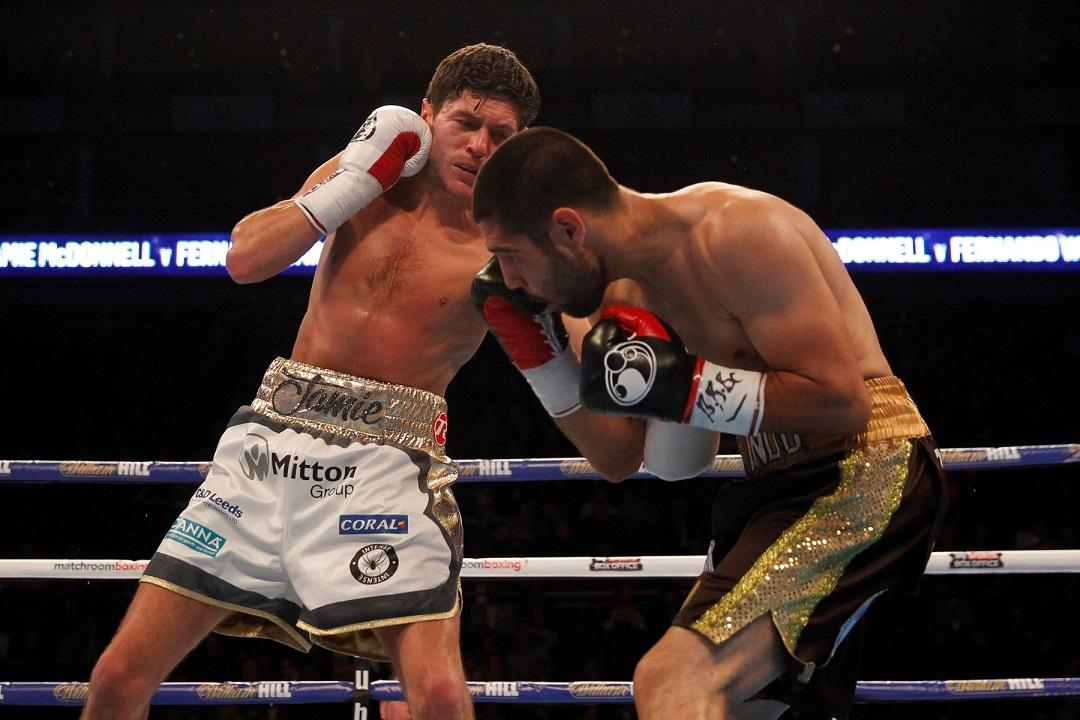 Jamie McDonnell vs Fernando Vargas