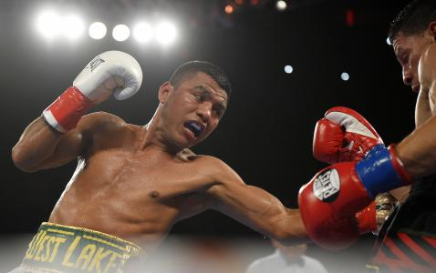 Roman Gonzalez vs Arroyo