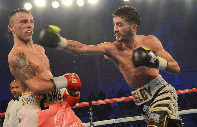 Andrew Selby vs Louis Norman